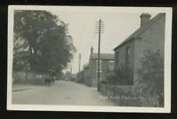 NOTTINGHAMSHIRE Chilwell High Road 1926 RP PPC