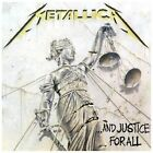 ...And Justice For All - Metallica CD Sealed ! New !