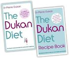 The Dukan Diet Recipe Book Pierre Dukan Collection Set