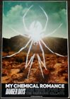 MY CHEMICAL ROMANCE Danger Days Ltd Ed Discontinued RARE New Poster! MCR