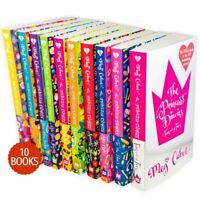 The Princess Diaries 10 Books Collection Set Pack Meg Cabot RRP £59.90 Brand New