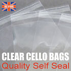 """1000 x Square 155mm Self Seal Cello Bags for 6"""" Envelopes & Card Making Projects"""