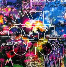 Mylo Xyloto Coldplay CD Sealed ! New ! 2011