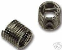 V-Coil Helical Wire Thread Repair Inserts for 7/8 x 9 UNC 2.5D 5 off