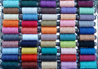 50 Top Quality 100% Pure Cotton Sewing Thread Spools *Best Price