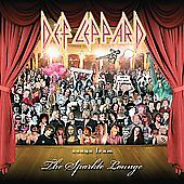Songs from the Sparkle Lounge by Def Leppard (CD, Apr-2008, Bludgeon Riffola)