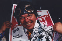 Roy Chubby Brown Hand Signed Photo 12x8.