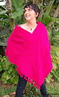 GUATEMALAN WOMENS COTTON PONCHO HAND MADE guatemala jacket WCP 011