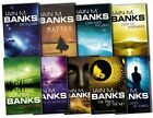 Culture Collection Iain M Banks 9 Books Set Surface, MATTER, Inversions New