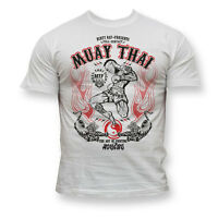 T-Shirt MMA. Muay Thai-  Ideal for Gym,Training,MMA Fighters,Sport,Casual wears!