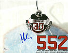 Martin Brodeur Hand Signed 8x10 Photo JSA Certified New Jersey Devils