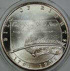 1991 200th Anniversary Bill of Rights Chrysler Corporation 1oz Silver Round
