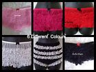 Ladies Frilly Ruffle Knickers Pants Burlesque Fancy Dress Hen night 6 Colours