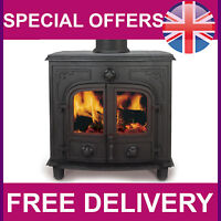 NEW BROSELEY HERCULES 30B MULTIFUEL BOILER STOVE *FREE DELIVERY IN MAINLAND UK*