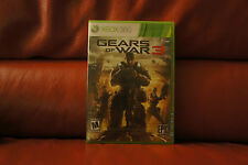 Gears of War 3  (Xbox 360, 2011) ***NEW***