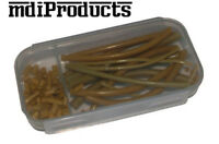 MDI Match Assorted Boxed Fishing Tackle Float Sleeves and Tubes