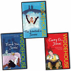 P G Wodehouse 3 Books Collection Set Carry on, Thank you, The Inimitable Jeeves