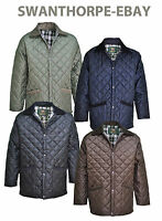 New English Countrywear Horse Pony Riding Quilted Jacket/Coat XS-3XL