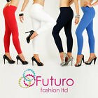 Full Length Warm Thick Cotton Leggings Winter Style All Sizes 8 - 22 P25