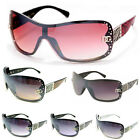 1741 DG Rhinestones Designer Ladies Fashion Sunglasses Celebrity Shades Stones