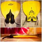 Finis Rapid Monofin Blade Recreational Adult Swimming Strength Training 1.35.003