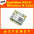 NEW Intel Centrino 112BNHMW Wireless N Half-Mini PCI-E WIFI WLAN Card 593530-001