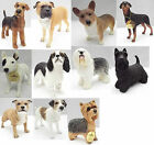 Solid Resin Dog Ornaments / Figurines By Leonardo - Various Breeds Available