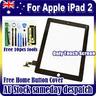 Apple iPad 2 2nd Gen Digitizer panel Glass Touch Screen Replacement Assembly Kit