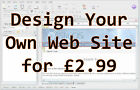 WEBSITE DESIGNING SOFTWARE - VERY EASY TO USE - WEB PAGE DESIGNER PC MAC