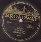 Bill Haid's Cubs - BROADWAY 1229 - Marie & That Old Sweetheart of Mine