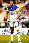 Warrington Wolves Hand Signed Ben Harrison Photo 12x8 2012 2.