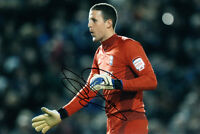 Birmingham City F.C Colin Doyle Hand Signed 11/12 Photo 12x8 2.