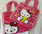 Kids Bag school lunch tote toy Hello Kitty My Melody Pink girls gift