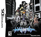 NEW The World Ends with You (Nintendo DS, 2008) NTSC