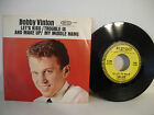 Bobby Vinton, Let's Kiss and Make Up / Trouble is My Middle Name, Epic 5-9561