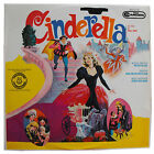 1966 VINTAGE VINYL RECORD FILM MOVIE MUSICAL CINDERELLA AS TOLD BY PAUL TRIPP