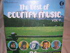 The Best of Country Music Vol. 7 K-Tel WU 325