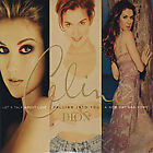 Celine Dion Falling into You/A New Day Has Come/Let's Talk About Love NEW