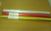 Roll Of Confectioners Foil Wrappers Chocolate Confectionary Choice of colours