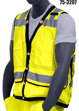Majestic 75-3207 Class 2 High Visibility Heavy Duty Vest M-5XL XXXXXL