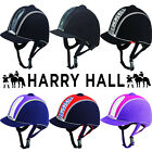 NEW EQUESTRIAN HARRY HALL LEGEND SHOWING RIDING SAFETY HAT HELMET ALL SIZE 52-61