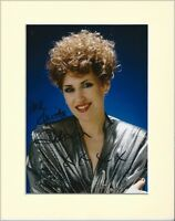 ANITA DOBSON ANGIE EASTENDERS HAND SIGNED AUTOGRAPH PHOTO 10X8 MOUNTED