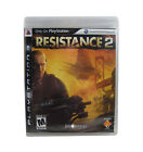 Resistance 2 (Sony Playstation 3, 2008) Brand New Factory Sealed Fast Shipping