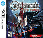 Castlevania Order of Ecclesia DS! NDS, DSI, LITE, XL, 3DS! DRACULA, VAMPIRES