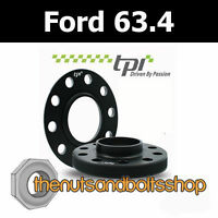 TPI WHEEL SPACERS 63.4 4x108 12MM FOR FORD MONDEO