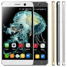 """5"""" 5MP Dual Sim Android 4.4 Smartphone Quad Core Unlocked 3G/GSM Cell Phone"""