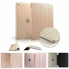 Luxury Smart Wake Sleep Stand Hard Case Cover For iPad 2 3 4 5 Air 2 mini 1 2 3