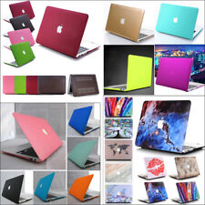 "Rubberized Matte Hard Case Cut-out Cover for MacBook AIR 11""/ PRO 13 15 Retina"