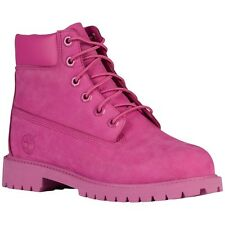 TIMBERLAND 6 IN PREMIUM WATERPROOF boots pink Girls Women A148W678 cancer breast