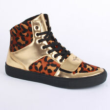 Creative Recreation Casario XH Mens Trainers Black Gold New Shoes Size 6,7,10 UK
